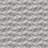 Seamless pattern background of rhombus grey color