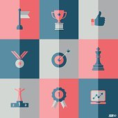 Universal icons - Business