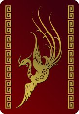 Chinese Mystical Bird (Phoenix)