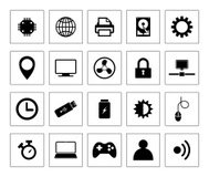 Vector Computer Icons Set