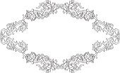 The acanthus nice frame element