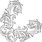 The acanthus nice corner element