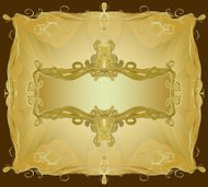 Ornate Frame II