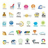 biggest collection of vector icons money, finance