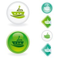 Boat  icon | Ecological series