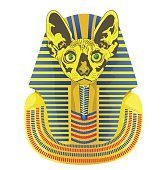 Pharaoh was the head of a cat