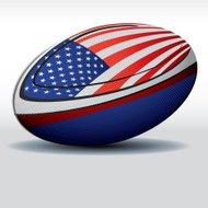 Rugby ball-USA