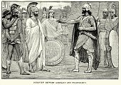 Ancient Greece - Interview between Agesilaus and Pharnabazus