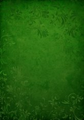 dark green grunge floral background