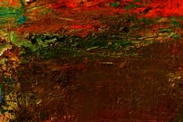Abstract painted red and brown art backgrounds.