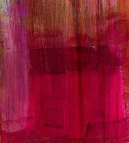Bright Pink Abstract