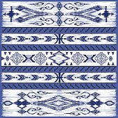 decorative_ethnic_pattern_orient_style_blue