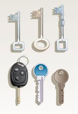 Set-of-keys