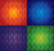 Colorful Pattern Design