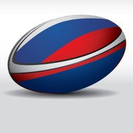 Rugby ball-Russia