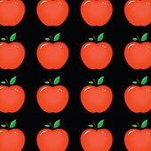 Red apple paper
