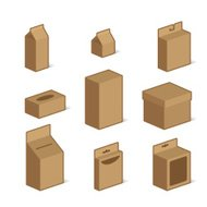 Packaging - Box Icons
