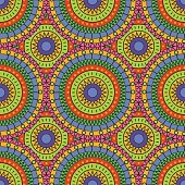 seamless colorful abstract pattern