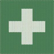 First Aid Green Cross