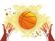 basquet background