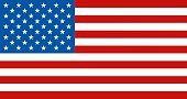 Flag of United States of America, USA