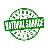 Natural source stamp