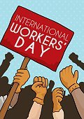 Workers United in Workers' Day Commemorative March