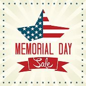 Happy Memorial Day Sale