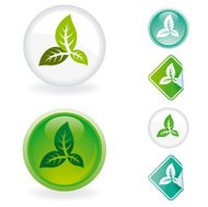 Leaf  icon | Ecological series