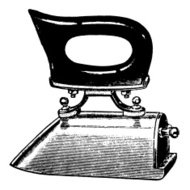 Vintage Clip Art and Illustrations | Antique Iron