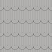 Striped flaked seamless pattern