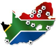 WM 2010 venues of FIFA WC South Africa