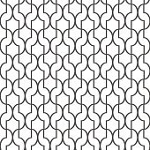 Seamless pattern in islamic style - variation 3