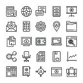 Modern Business Vector Icons 7